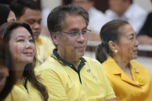 <span>58-year-old Mar Roxas from Roxas City. Presidential aspirant.</span>
